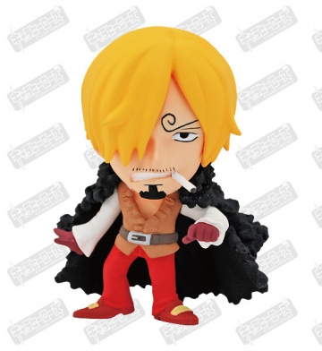 main photo of Anichara Heroes One Piece Film Z: Sanji Battle Ver.