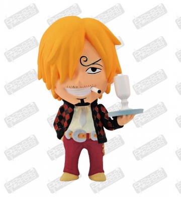 main photo of Anichara Heroes One Piece Film Z: Sanji Sailing Ver.