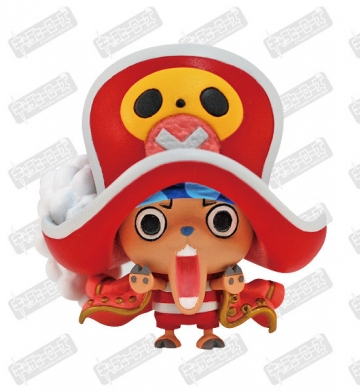 main photo of Anichara Heroes One Piece Film Z: Chopper Battle Ver.