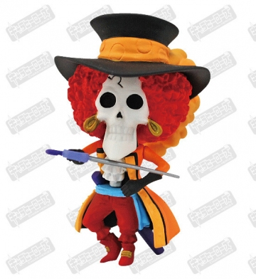 main photo of Anichara Heroes One Piece Film Z: Brook Battle Ver.