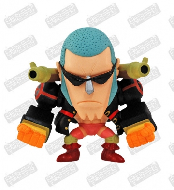 main photo of Anichara Heroes One Piece Film Z: Franky Battle Ver.