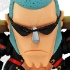 Anichara Heroes One Piece Film Z: Franky Battle Ver.