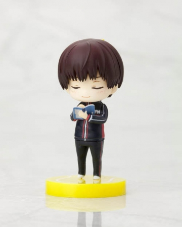 main photo of One Coin Grande Figure Collection - The New Prince of Tennis The Second Game: Yanagi Renji