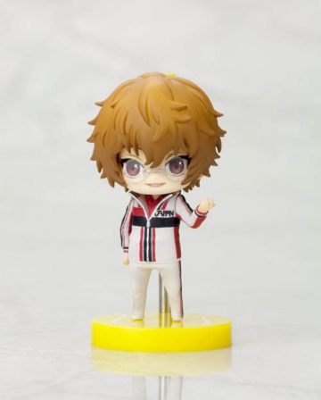main photo of One Coin Grande Figure Collection - The New Prince of Tennis The Second Game: Kanata Irie