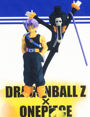 main photo of Dream Killed Dragon Ball X One Piece: Trunks & Brook