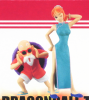 photo of Dream Killed Dragon Ball X One Piece: Nami & Muten Roshi