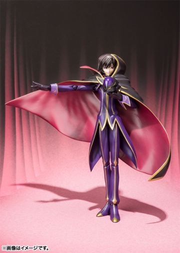 main photo of S.H.Figuarts: Lelouch Lamperouge
