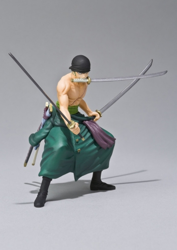 main photo of Chouzokei Damashii One Piece Battle of Fishman Island: Roronoa Zoro