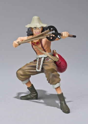 main photo of Chouzokei Damashii One Piece Battle of Fishman Island: Usopp