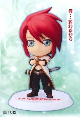 main photo of Chibi Kyun-Chara: Luke fon Fabre