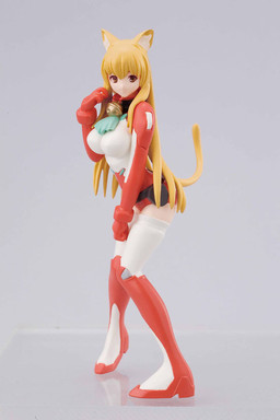 main photo of Comic Alive Selection: Eris Orange Hair Ver. A