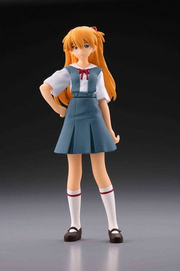 main photo of Capsule Q Fraulein Rebuild of Evangelion: Heroine Anthology Vol.2: Shikinami Asuka Langley