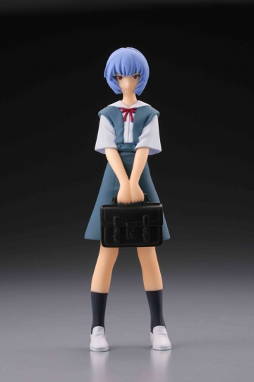 main photo of Capsule Q Fraulein Rebuild of Evangelion: Heroine Anthology Vol.2: Ayanami Rei