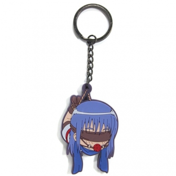 main photo of Gintama Tsumamare Key Rings: Sarutobi Ayame