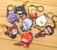 photo of Gintama Tsumamare Key Rings: Pandemonium
