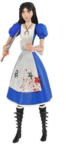 main photo of Alice Madness Returns Action Figure Series 1: Alice