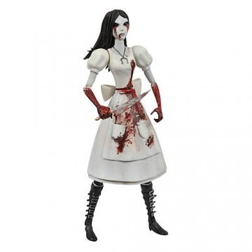 main photo of Alice Madness Returns Action Figure Series: Hysteria Alice