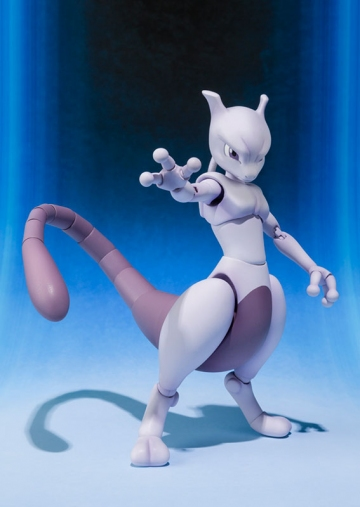 main photo of D-Arts Mewtwo
