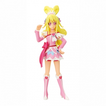 main photo of Dokidoki! Precure Cutie Figure: Cure Heart