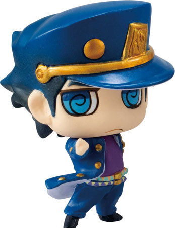 main photo of Cutie Figure Mascot - Jojo no Kimyou na Bouken: Jotaro Kujo
