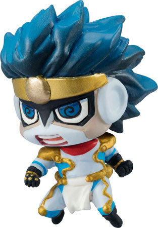 main photo of Cutie Figure Mascot - Jojo no Kimyou na Bouken: Star Platinum