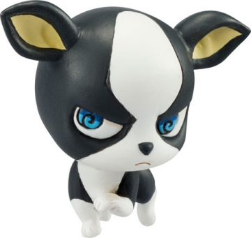 main photo of Cutie Figure Mascot - Jojo no Kimyou na Bouken: Iggy