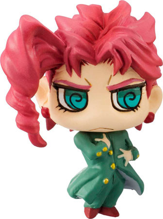 main photo of Cutie Figure Mascot - Jojo no Kimyou na Bouken: Kakyoin Noriaki