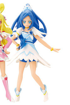 main photo of Dokidoki! Precure Cutie Figure: Cure Diamond