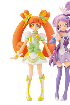 main photo of Dokidoki! Precure Cutie Figure: Cure Rosetta