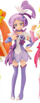 main photo of Dokidoki! Precure Cutie Figure: Cure Sword