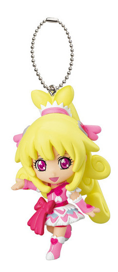 main photo of Dokidoki! Precure Charms: Cure Heart
