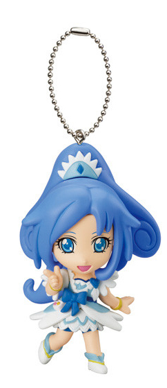 main photo of Dokidoki! Precure Charms: Cure Diamond