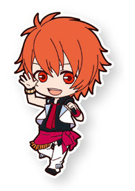 main photo of Nendoroid Plus Uta no☆Prince-sama♪ Maji Love 1000% Rubber Strap: Ittoki Otoya