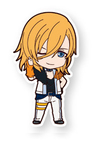 main photo of Nendoroid Plus Uta no☆Prince-sama♪ Maji Love 1000% Rubber Strap: Jinguuji Ren