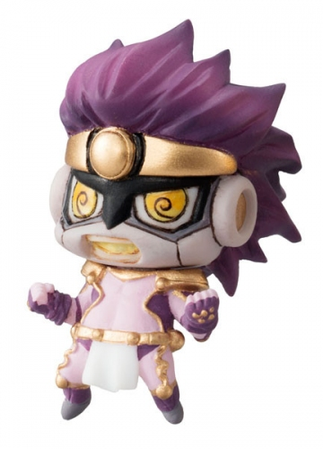 main photo of Cutie Figure Mascot - Jojo no Kimyou na Bouken vol 2: Star Platinum