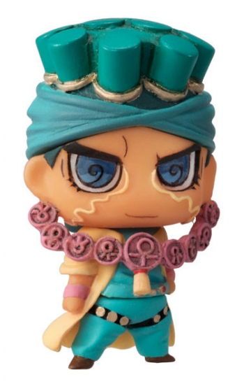 main photo of Cutie Figure Mascot - Jojo no Kimyou na Bouken vol 2: Mohammed Avdol