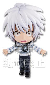main photo of Ichiban Kuji To aru Majutsu no Index Movie: Endymion no Kiseki: Accelerator Chibi Kyun-Chara