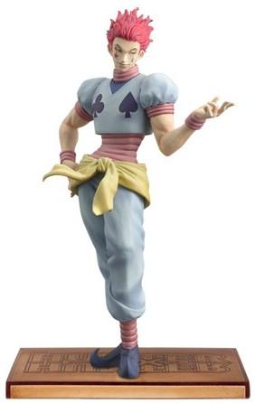 main photo of Hunter x Hunter DXF Figure Vol.4: Hisoka