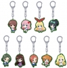 photo of Saki Achiga Arc episode of side-A Puchikko Trading Metal Keychain: Takei Hisa