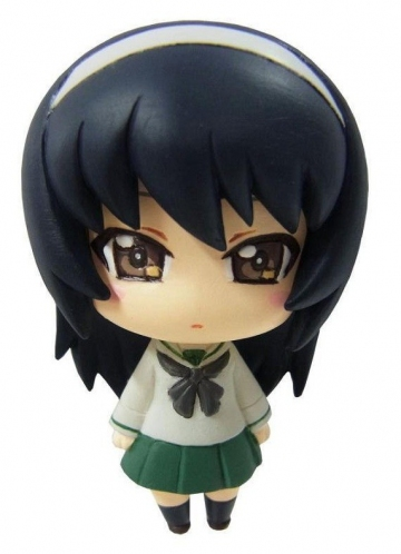 main photo of Colorfull Collection Girls und Panzer: Reizei Mako