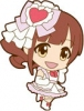 photo of iDOLM@STER Cinderella Girls - Rubber Strap [Cute]: Igarashi Kyouko