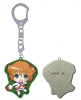 photo of Saki Achiga Arc episode of side-A Puchikko Trading Metal Keychain: Kataoka Yuuki