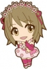 photo of iDOLM@STER Cinderella Girls - Rubber Strap [Cute]: Mimura Kanako