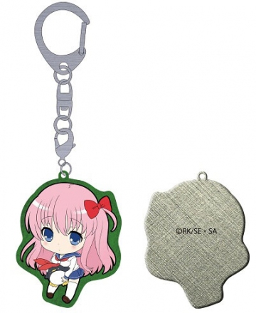 main photo of Saki Achiga Arc episode of side-A Puchikko Trading Metal Keychain: Haramura Nodoka