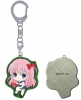 photo of Saki Achiga Arc episode of side-A Puchikko Trading Metal Keychain: Haramura Nodoka