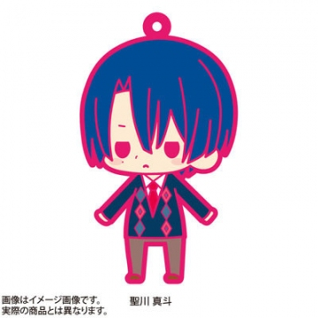 main photo of Uta no Prince-sama Rubber Strap Collection Vol.1: Hijirikawa Masato