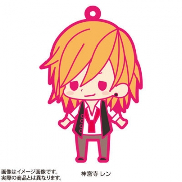 main photo of Uta no Prince-sama Rubber Strap Collection Vol.1: Jinguuji Ren