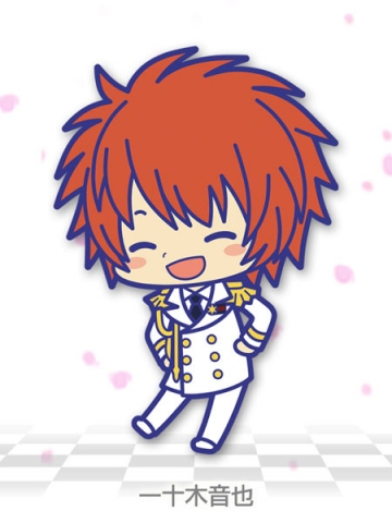 main photo of Uta no Prince-sama Rubber Strap Collection Shining All Stars CD: Ittoki Ottoya