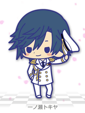 main photo of Uta no Prince-sama Rubber Strap Collection Shining All Stars CD: Ichinose Tokiya