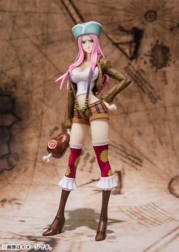 main photo of Figuarts Zero: Jewelry Bonney